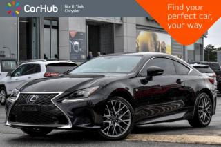 Used 2016 Lexus RC 350 |Sunroof|GPS|Keyless.Go|Bluetooth|Backup.Cam|Voice.Command| for sale in Thornhill, ON