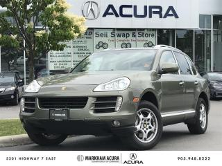Used 2008 Porsche Cayenne S AWD, 4.8L V8, Bose Audio, Power Liftgate for sale in Markham, ON