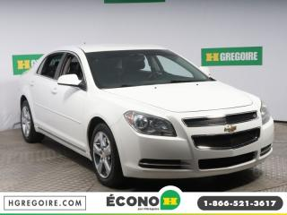 Used 2010 Chevrolet Malibu LT PLATINUM EDITION for sale in St-Léonard, QC