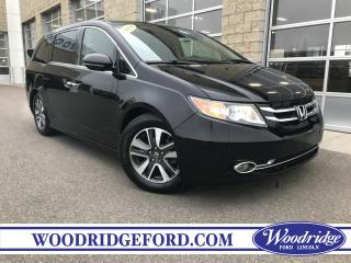 Used 2014 Honda Odyssey Touring for sale in Calgary, AB