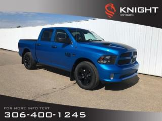 New 2019 RAM 1500 Classic Express | Backup Camera | Bluetooth for sale in Weyburn, SK