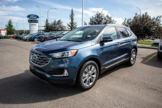 New 2019 Ford Edge Titanium for sale in Okotoks, AB