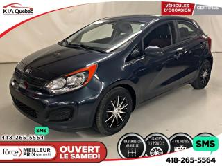 Used 2015 Kia Rio Lx Mags Audio for sale in Québec, QC