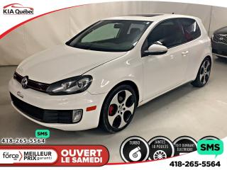 Used 2010 Volkswagen Golf GTI Gti Dsg T.ouvrant for sale in Québec, QC