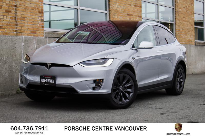 Used 2018 Tesla Model X 100D | Local, 1 owner, low kms! for Sale in