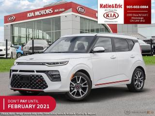 New 2020 Kia Soul GT LINE PREMIUM for sale in Mississauga, ON
