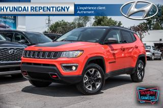Used 2018 Jeep Compass 2018 Jeep Compass - Trailhawk 4x4 for sale in Repentigny, QC