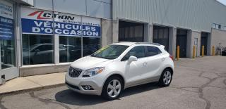 Used 2015 Buick Encore Convenience, AWD, BLUETOOTH, CAM RECUL, A VOIR for sale in St-Hubert, QC