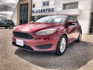 Used 2016 Ford Focus SE for sale in Orangeville, ON