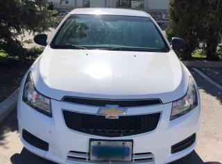 Used 2011 Chevrolet Cruze LS ONLY 79K | NO Accidents | 1-Owner | CERTIFIED for sale in Waterloo, ON