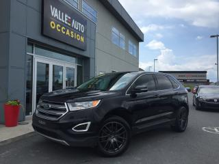 Used 2016 Ford Edge 2016 Ford - 4dr Sel for sale in St-Georges, QC