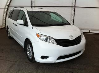 Used 2013 Toyota Sienna LE 7 Passenger ALUMINUM WHEELS, REAR CLIMATE CONTROLS, ROOF RACK, TINTED GLASS for sale in Ottawa, ON