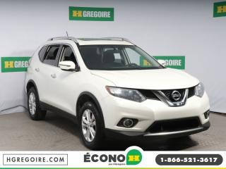 Used 2016 Nissan Rogue SV A/C TOIT for sale in St-Léonard, QC