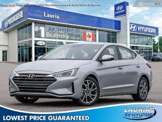 New 2020 Hyundai Elantra Luxury Auto *DEMO w/Winter Tires* for sale in Port Hope, ON