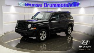Used 2011 Jeep Patriot NORTH EDITION + CRUISE / A/C + 4X4 + WOW for sale in Drummondville, QC
