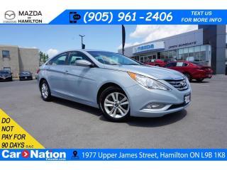 Used 2011 Hyundai Sonata GLS | SUNROOF | SAT RADIO | HEATED SEATS for sale in Hamilton, ON