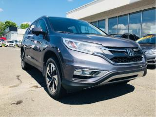 Used 2015 Honda CR-V Touring for sale in Lévis, QC