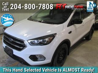 Used 2018 Ford Escape SE for sale in Winnipeg, MB