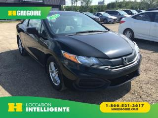 Used 2015 Honda Civic LX for sale in St-Léonard, QC