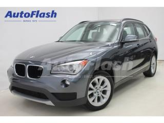 Used 2014 BMW X1 Premium Toit-Pano for sale in St-Hubert, QC