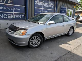 Used 2003 Honda Civic SI for sale in Boisbriand, QC