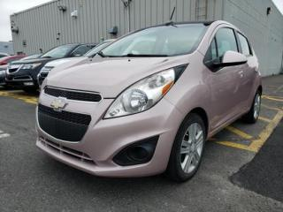 Used 2013 Chevrolet Spark LS for sale in Drummondville, QC