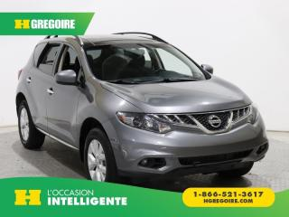 Used 2014 Nissan Murano SV AWD A/C TOIT for sale in St-Léonard, QC