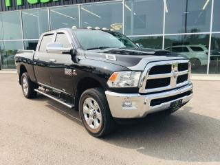 Used 2016 RAM 2500 SLT, Manual Transmission for sale in Ingersoll, ON
