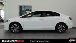 Used 2015 Honda Civic EX for sale in Trois-Rivières, QC