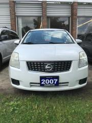 Used 2007 Nissan Sentra 2.0 S for sale in Guelph, ON
