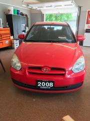 Used 2008 Hyundai Accent L for sale in Guelph, ON