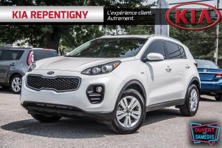 Used 2018 Kia Sportage 2018 Kia Sportage - LX AWD BAS KILO for sale in Repentigny, QC