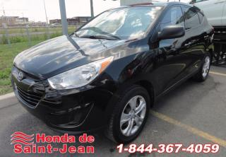 Used 2013 Hyundai Tucson Tract avant, GL Automatique A/C for sale in St-Jean-Sur-Richelieu, QC