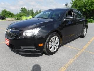 Used 2014 Chevrolet Cruze 1LT for sale in Cornwall, ON