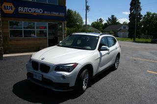 Used 2015 BMW X1 xDrive28i; 10YRS/400000KM WARRANTY for sale in Nepean, ON