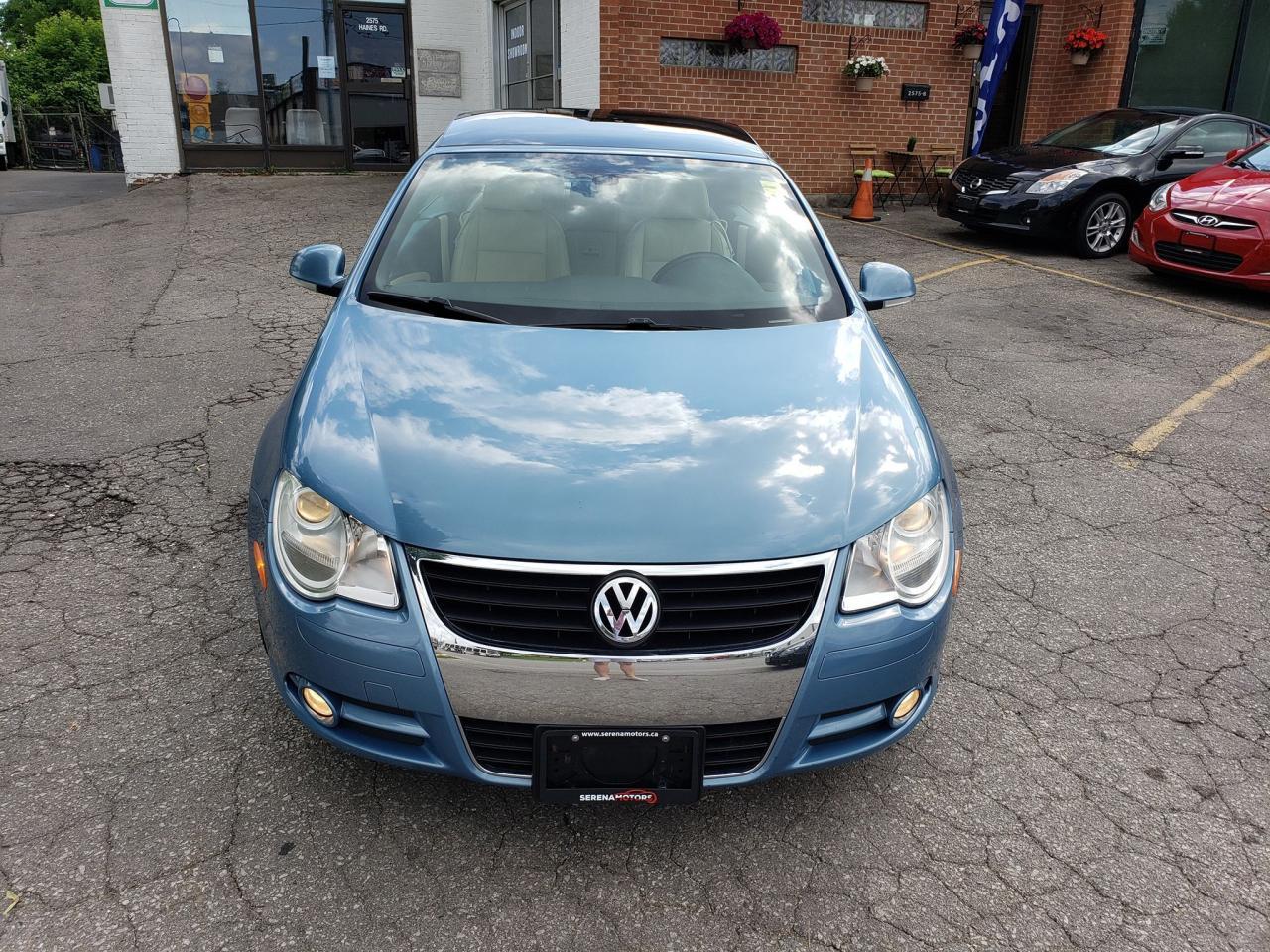 2007 Volkswagen Eos