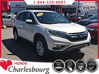 Used 2016 Honda CR-V Traction intégrale 5 portes EX for sale in Charlesbourg, QC