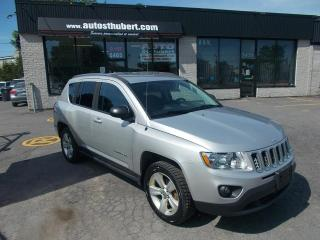 Used 2013 Jeep Compass sport 4x4 for sale in St-Hubert, QC