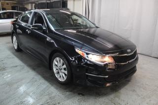 Used 2017 Kia Optima LX (VOLANT CHAUFFANTS,SIEGES CHAUFFANTS, for sale in St-Constant, QC