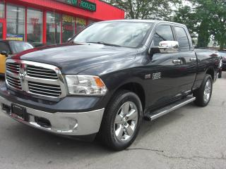 Used 2013 RAM 1500 Big Horn SLT Quad Cab 4X4 for sale in London, ON