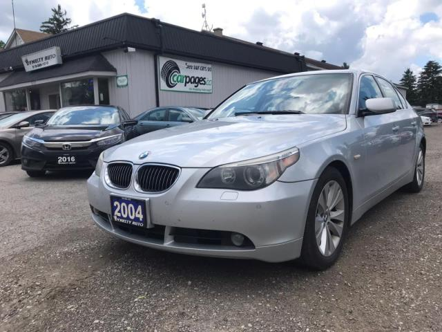 2004 BMW 5 Series 545i 2004 BMW 5-Series 545i AS IS