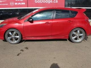 Used 2013 Mazda MAZDA3 MAZDASPEED3 for sale in Edmonton, AB