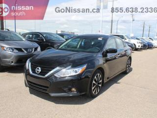 Used 2018 Nissan Altima 2.5 SV PUSH START,BACK UP CAMERA LOW KMS !!! for sale in Edmonton, AB