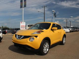 Used 2016 Nissan Juke LIMITED EDITION YELLOW COLOUR SV PACKAGE !!! for sale in Edmonton, AB
