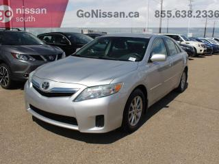 Used 2011 Toyota Camry HYBRID HYBRID TECHNOLOGY LOW LOW KMS !!! for sale in Edmonton, AB