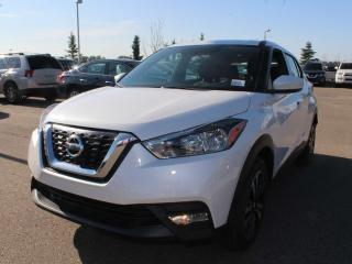 Used 2019 Nissan Kicks SV HEATED SEATS BACK UP CAMERA PUSH START BLUETOOTH for sale in Edmonton, AB