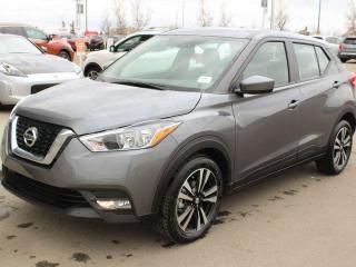 Used 2019 Nissan Kicks SV BACK UP CAMERA PUSH START BLUETOOTH for sale in Edmonton, AB