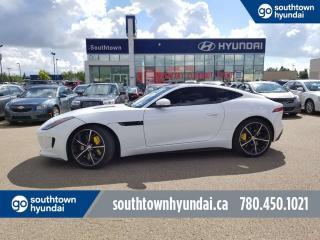 Used 2015 Jaguar F-Type V8 R/LEATHER/SUNROOF/BLUETOOTH for sale in Edmonton, AB