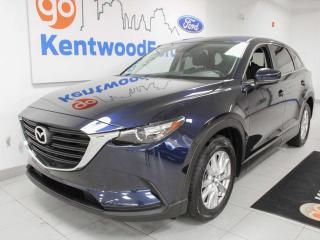 Used 2017 Mazda CX-9 GS SPORT AWD with skyactiv technology, heated power seats, back up cam for sale in Edmonton, AB