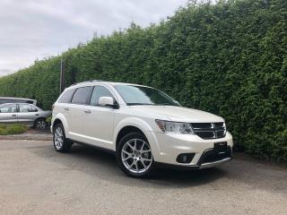 Used 2018 Dodge Journey GT AWD + 7 PASSENGER + NAV + BACK-UP CAMERA + SUNROOF + DVD PLAYER for sale in Surrey, BC